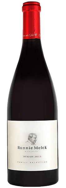 Ronnie Melck Shiraz Family Selection