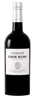 wines cape ruby