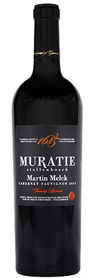 martin melck reserve wines