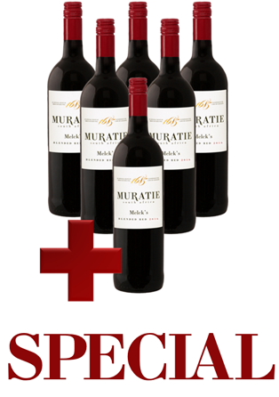 Muratie Melck's Blended Red 2016 Special