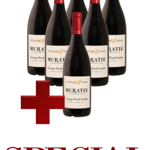 George Paul Canitz Pinot Noir 2017 Special