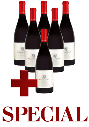 Ronnie Melck Shiraz Family Selection 2015 Special